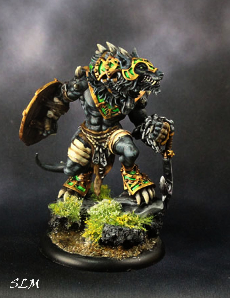 Loki, Circle Warpwolf – Heavy Warbeast